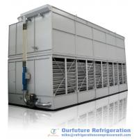 Buy cheap 380V 3 Phase 50Hz Evaporative Cooling Condenser For Cold Storage Refrigeration System from wholesalers