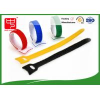 Wholesale Self Attaching Reusable hook and loop fastening tape with hole from china suppliers