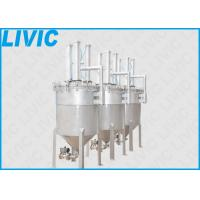 China Automatic Catalytic Self Cleaning Filter For Fermented Broth / Steroid Sugar wholesale
