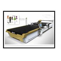 China Computer Design Automatic Clothes Cutting Machine High Accuracy wholesale