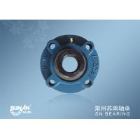 Wholesale Housed Eccentric Bushing Cast Iron Pillow Block Bearing UELFC207 Round Housings from china suppliers