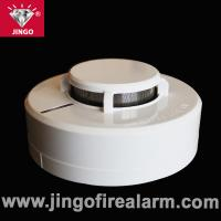 24V Electronic smoke detector for conventional fire alarm systems
