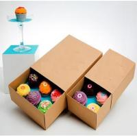 Wholesale special shape paper packaging box with PVC window from china suppliers