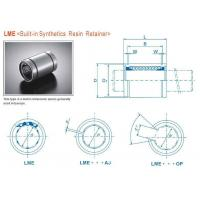 LME、LME-AJ、LME-OP Linear Ball Bushing