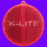 reflective toy Product:Hard reflector-round