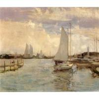 Wholesale Impressionist(3830) Gloucester_Harbor from china suppliers