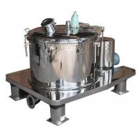 Wholesale PSB / PSF flat-top discharge centrifuge from china suppliers