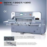 Wholesale Guillotine (QZYK-130CT/130C) from china suppliers