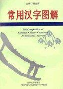Wholesale The Composition of Common Chinese Characters - An Illustrated Account from china suppliers