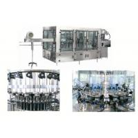 Wholesale Monobloc Gas Beverage Automatic Filling Machine from china suppliers