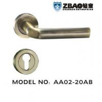 China Aluminium alloy separate handle AA02-20AB wholesale