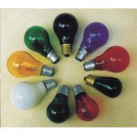 China Incandescent bulbs Normal color bulb wholesale
