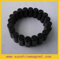 Wholesale N35SH Custom cylinder magnets from china suppliers