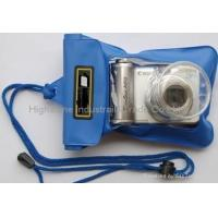China Waterproof bags for pocket cameras wholesale
