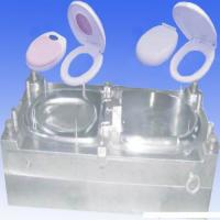 Tool & mold lavatory cover mold