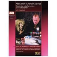 Wholesale Blake McCully (Cross-Eyed) Ass Kickin Airbrush DVD from china suppliers