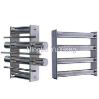 Industrial permanent magnetic grid filter