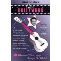 Wholesale Jumpin' Jim's Gone Hollywood Ukulele Song Book from china suppliers
