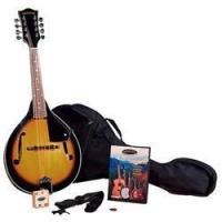 Wholesale Appalachian Mandolin Pickin' Pac w/ Padded Bag and DVD from china suppliers