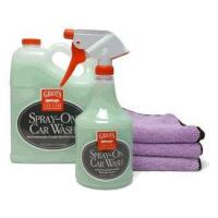 What's New Griots Garage Waterless Spray-On Car Wash Complete Kit