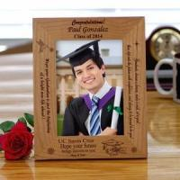 Personalized graduation picture frame 4
