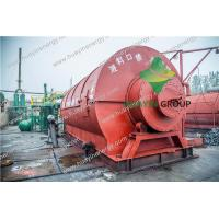 Wholesale Products High-return investment, waste tire pyrolysis plant from china suppliers