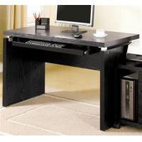 Wholesale Peel Computer Desk in Black Finish from china suppliers