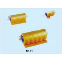 Wholesale A Iuminium Case Wirewound Resistors RX24 from china suppliers