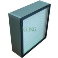 China Humidity-Resistance HEPA Air Filter wholesale