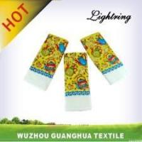 Wholesale Kitchen Product Tea Party Cotton Reactive Printing Tea Towel from china suppliers