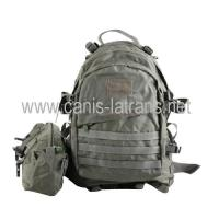 Wholesale Bags Molle Tactical military army large capacity backpack daypack with one pouch CL5-0005RG from china suppliers