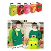 Wholesale Trolley School Bag Cute Backpack for Children-in stock#A02-0005