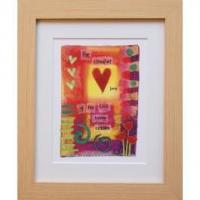 China FC46: Steadfast Love (framed) wholesale