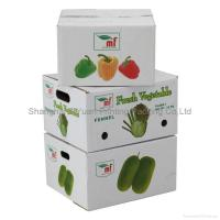 Wholesale Fruit Corrugated Packaging Carton Boxes from china suppliers