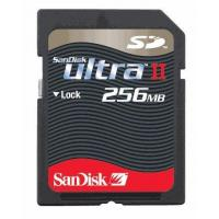 Wholesale Mini SD Cards Sandisk 256MB 60X Secure Digital ULTRA II SD Card from china suppliers