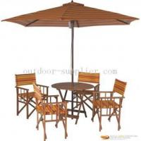 China wooden patio furniture wholesale