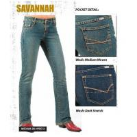 Buy cheap Savannah Jeans by Lawman. Medium Woven from wholesalers