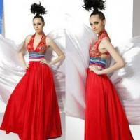 Wholesale Red tape dress evening dress ladies evening dresses ladies from china suppliers