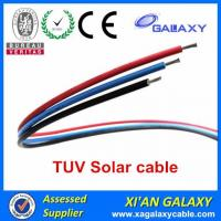 Wholesale China Tinned Copper Conductor XLPE Insulation & Sheath TUV Solar Cable 4mm2 from china suppliers