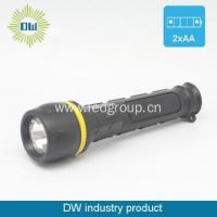 Wholesale Neon PVC Plastic Flashlight from china suppliers