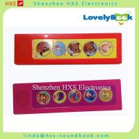 China Music pad for kids book wholesale