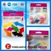 Wholesale Polybag with header card packaging,polybag with header wholesale- header bag-1212 from china suppliers