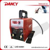 Wholesale Welding machine family or small repair shop use MMA140 pocket size IGBT welder from china suppliers
