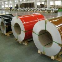 Wholesale PVDF,PE,PU,resin, crylic acid coated aluminum coils, color coated aluminum coils from china suppliers