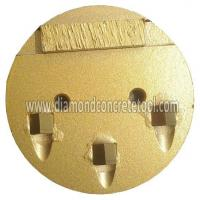 Wholesale 3 Segments PCD Grinding Plates from china suppliers