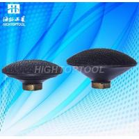 Wholesale Stone Diamond Tools Convex Rubber Backer Pads from china suppliers