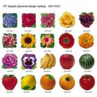 Wholesale PP & PVC(Vinyl) Placemat from china suppliers