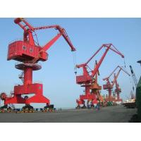 Wholesale Fixed harbour portal crane from china suppliers