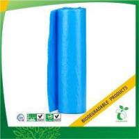 Wholesale Blue Bin Liner Biodegradable Garbage Bag on Roll Model No:BPB-BL-28 from china suppliers