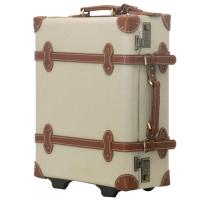 China 9002 Leather Trolley Case wholesale
